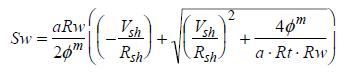 Уравнение Simandoux